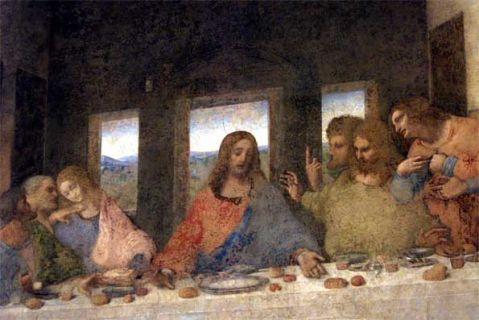 Ticket Leonardo Last Supper